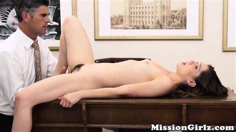 Mormon Elder Inspects Virgin Pussy Before Fingerfucking