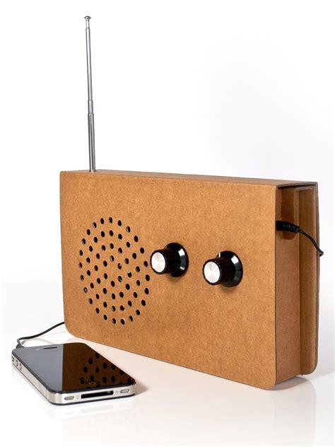 eco friendly card radio gadgetsin