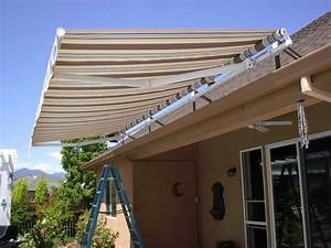 Custom Retractable Awnings And Shade Covers
