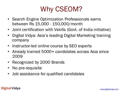 Search Engine Optimization Experts by Search Engine Optimization Seo Master Certification Cseom