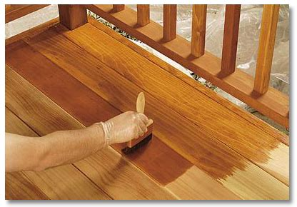 Paint For Wood Deck Floor