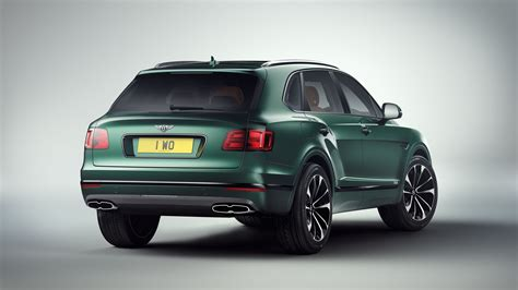 Bentley Bentayga From Mulliner Is Inspired From Horse