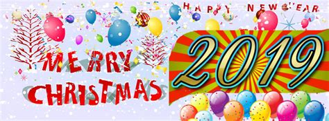 best merry christmas happy new year 2019 cover image funnyexpo
