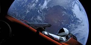 Tesla En Orbite : la voiture d 39 elon musk pourrait revenir sur terre graif ~ Melissatoandfro.com Idées de Décoration