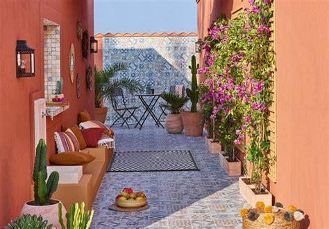 terrasse balcon comment les transformer en riad
