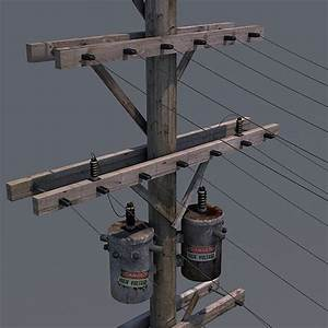 Liberscol Pole 3d : 3d utility power pole architectural and gaming 1 ~ Medecine-chirurgie-esthetiques.com Avis de Voitures