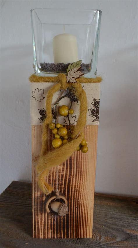 herbst deko altholt holz natur holzfuechse herbst pinterest