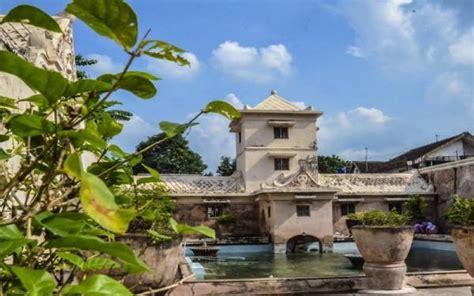wisata taman sari yogyakarta dibuka mulai  juli