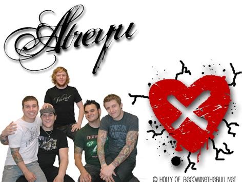 Atreyu Wallpaper 1 By Suicideinthedark On Deviantart