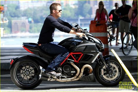 'jack Ryan' Motorcycle Man!