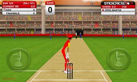stick cricket premier league for samsung z1 z3 iot gadgets