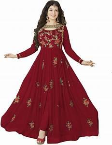 Fashion Basket Anarkali Gown Price In India Buy Fashion