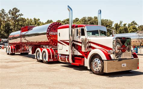 Custom Semi Truck Wallpapers by Semi Truck Wallpapers Wallpaper Cave
