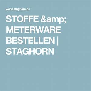 Tedox Stoffe Meterware : stoffe meterware bestellen staghorn stoff l den pinterest sewing ~ Yasmunasinghe.com Haus und Dekorationen