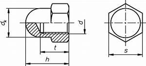 M10 Schraube Durchmesser : hutmutter m10 din1587 6 kant galvanisch verzinkt hohe form sonderpreis baumarkt ~ Watch28wear.com Haus und Dekorationen