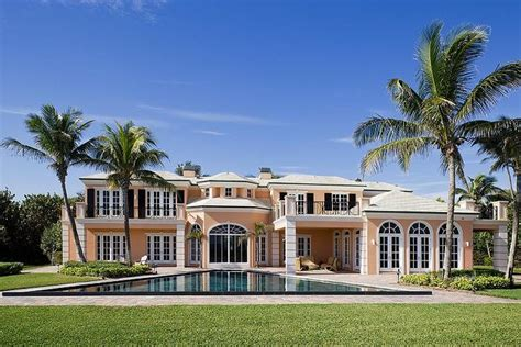 Jupiter Island, Florida  Ocean Front House  Lifestyles