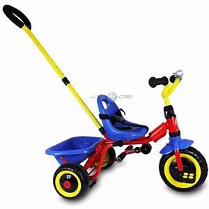 Dreirad Mit Lenkstange : kinder dreirad mit lenkstange und ablage kinderdreirad ~ Jslefanu.com Haus und Dekorationen