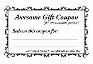 make your own coupon template yspagescom With create a coupon template free