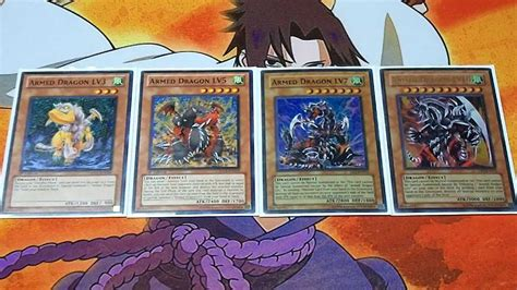 armed deck yugioh lv armed deck profile january 2014