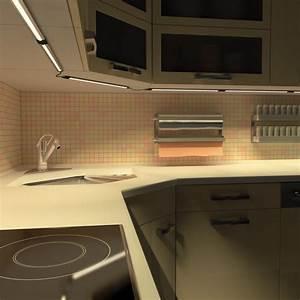 Led Küchenlampen Unterbau : led unterbau leuchte siris flach 50cm 400lm warm wei von parlat ~ Eleganceandgraceweddings.com Haus und Dekorationen