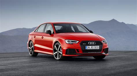 2018 Audi Rs3 Sedan Wallpaper  Hd Car Wallpapers  Id #7152