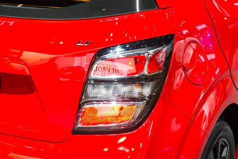2017 Chevy Sonic Updates And Changes Revealed Gm Authority