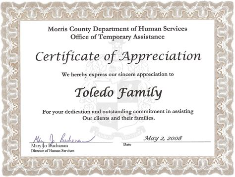 certificate of appreciation for sponsorship template certificate of appreciation for sponsorship best and