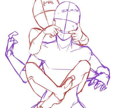 Ych Couple Poses Drawing Pictures Easy Drawing Ideas For Women Pictures Chibi Couple Reference Pose 13 Pinterest Chibi Pose