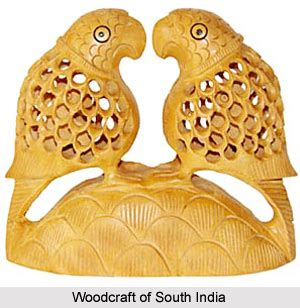 woodcraft  south india