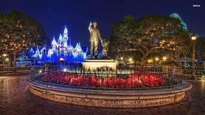 Disney Walt Desktop Wallpapers Disneyland Mickey Christmas