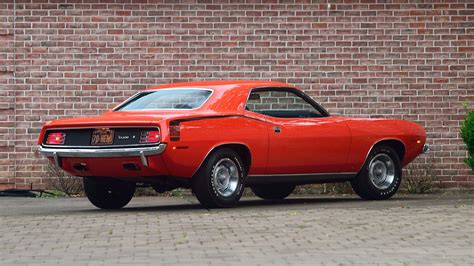 plymouth hemi cuda  speed unrestored