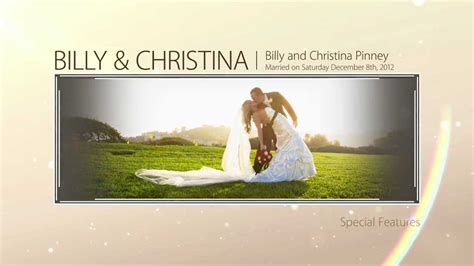 dvd blu ray motion menu template classic harmony youtube