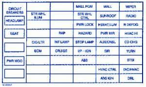 2006 Grand Prix Fuse Box Diagram : pontiac grand prix 2001 main engine fuse box block circuit ~ A.2002-acura-tl-radio.info Haus und Dekorationen