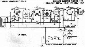 General Electric Radio Schematics Posted On Am General