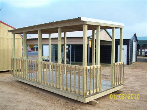 Portable Porches by Inventory