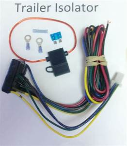 Motorcycle Wiring Isolator Kit