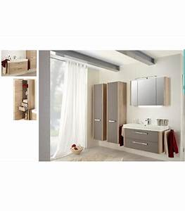 Meuble Salle De Bain Suspendu : meuble suspendu salle de bain lardo 100 banyo ~ Edinachiropracticcenter.com Idées de Décoration