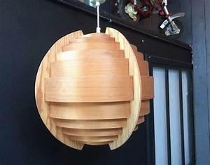 Suspension Bois Scandinave : suspension en bois scandinave ~ Melissatoandfro.com Idées de Décoration