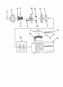 Grinder Parts Diagram