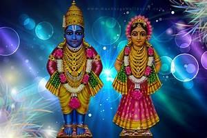 Vitthal Rukmini Wallpaper Hd
