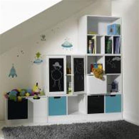 chambre ado noir et blanc meuble de rangement chambre bebe