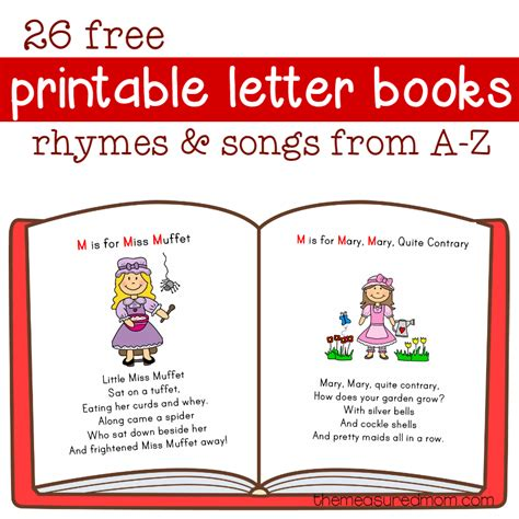 free letter books stuff to try book letters printable 429 | dc81a50e7669216bb5ed0fd9d1eb3762