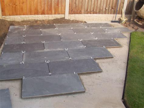 white outdoor paving slabs modern patio outdoor