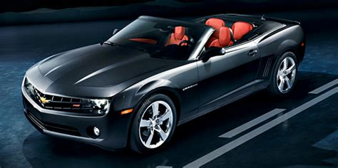 chevy camaro convertible cool material