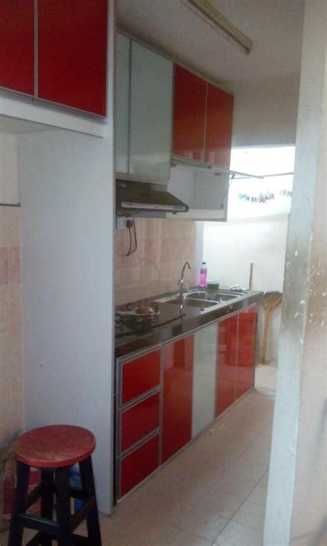 kabinet dapur terus dari kilang kabinet dapur ppr kerincci