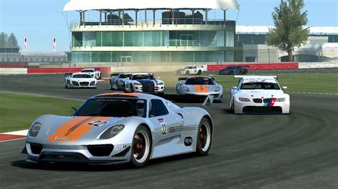 porsche 918 racing real racing 3 gameplay porsche 918 rsr concept cup