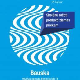 Skolēnu ražoti produkti ziemas priekam - Jaunumi - Bauskas ...