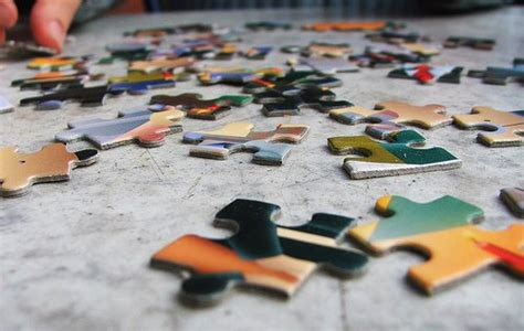 How To Do Jigsaw Puzzles Like An Expert