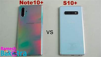 S10 Note Samsung Galaxy Plus Camera Comparison