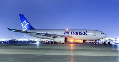 ex yu aviation news air transat to launch toronto zagreb flights